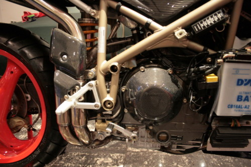1999 ducati 916 senna engine