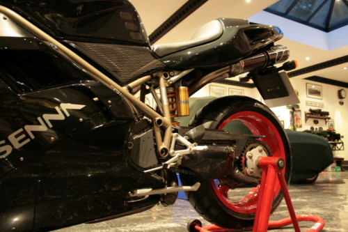 1999 ducati 916 senna rear wheel suspension