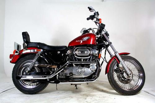 1992 Harley Davidson Sportster 883 1