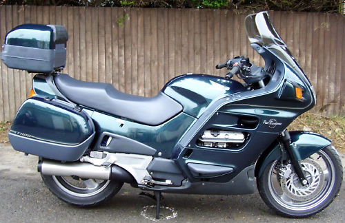 1999 honda st1100 pan european 1