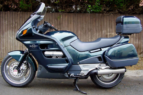 1999 honda st1100 pan european 2