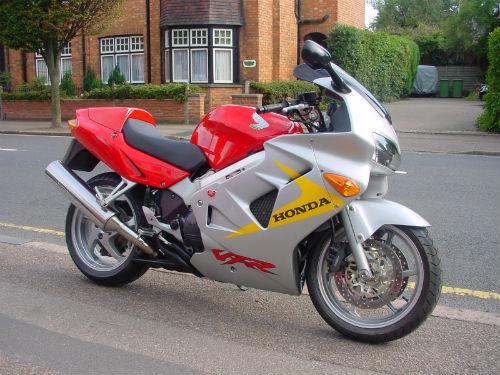 Spare Keys For Cars Featured Bikes - Honda - VFR - 1999 Honda VFR800FI-X Rare 50th ...