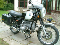 125 1974 bmw r90s icon