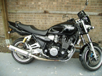 137 1999 yamaha xjr 1300 icon