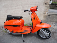 151 lambretta gp200 rapido icon