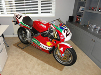290 2004 ducati 998s official troy bayliss limited edition replica icon