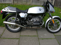 432 1985 BMW R65LS Icon