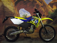 454 2000 Husqvarna TE610 Endurotrail Motorcycle Icon