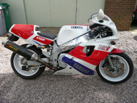 455 1989 Yamaha FZR750R OW01 Homolagation Special Icon