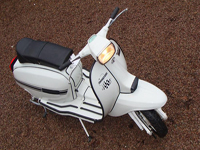 65 1977 lambretta gp150 icon