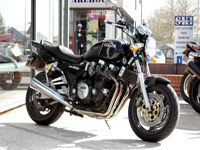 75 1995 yamaha xjr1200 icon