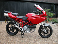 563 2003 Ducati Multi Strada 1000ds Icon