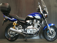 583 2001 Yamaha XJR 1300SP Muscle Retro Icon
