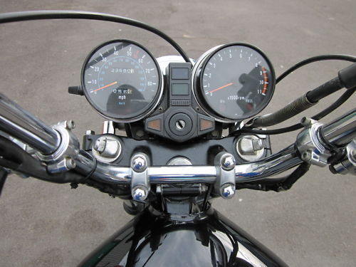 1989 kawasaki z1000 ltd speedometer