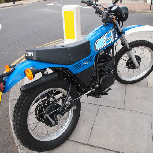 Yamaha Dt Enduro For Sale