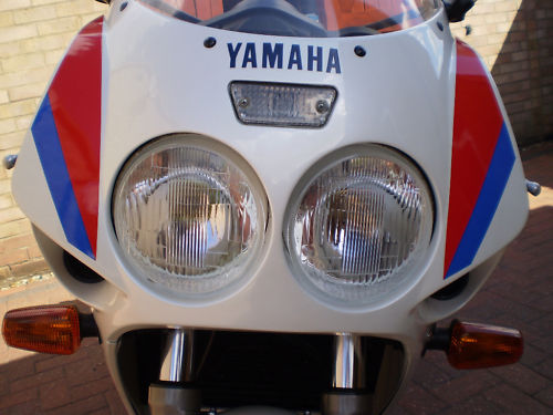 1989 yamaha fzr1000 r exup front lights